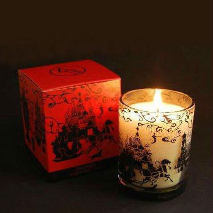 Доктор Живаго Ароматическая свеча