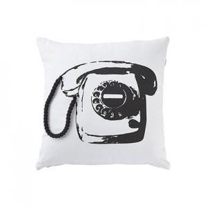 декоративная подушка PHONE