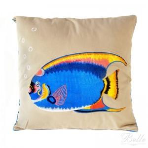 Подушка Рыба Попугай