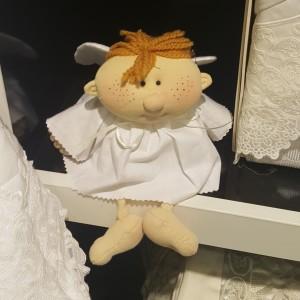 Ангел в платье (мальчик)