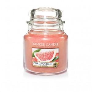 Ароматическая свеча Розовый Грэйпфрут