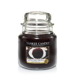 Ароматическая свеча Капуччино трюфель