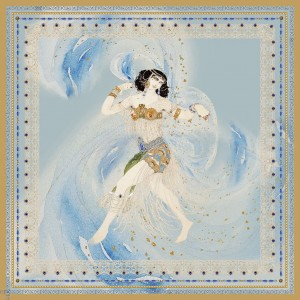 Платок Art Edition Саломея (Salome)