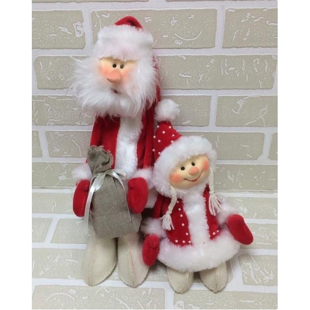 Добрый Дедушка Мороз и Внученька