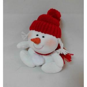 Снеговик Снежинка