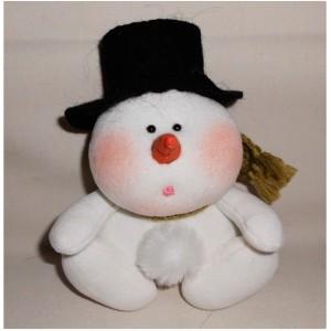 Снеговик Снежок