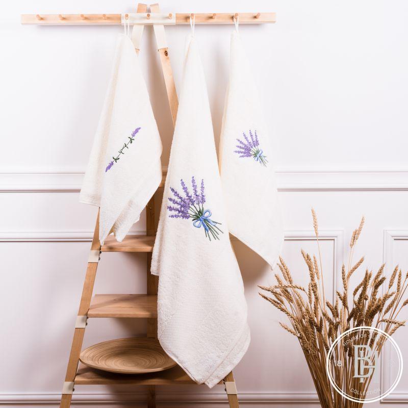 Полотенце Цветущая Лаванда